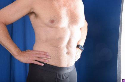 VASER Hi Def Liposuction Before & After Patient #4593